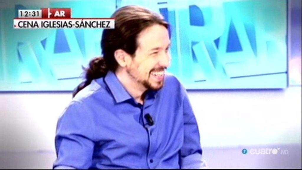 Primer cara a cara entre los líderes de PSOE y Podemos