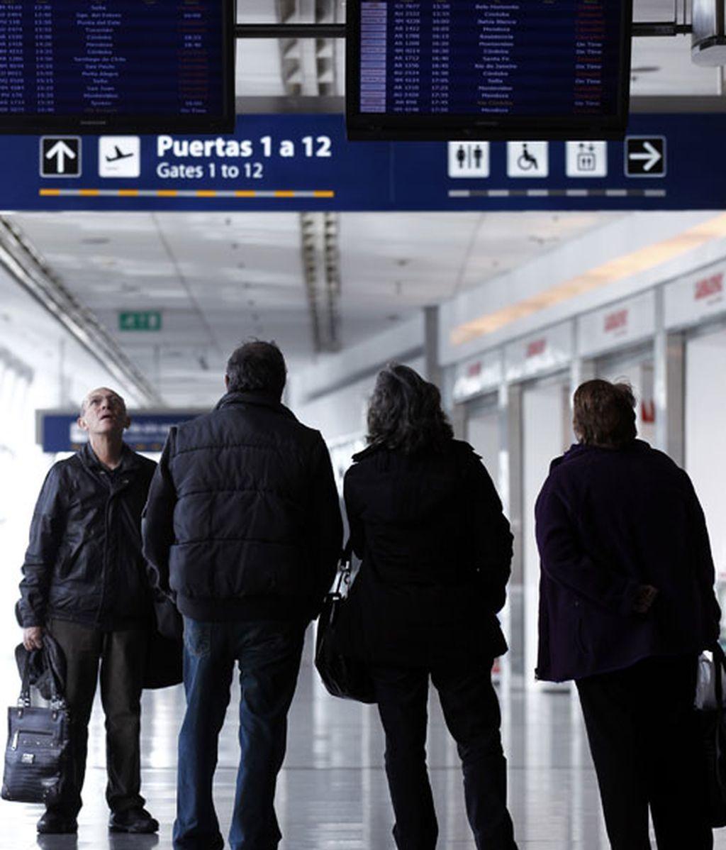Los aeropuertos Argentinos comienzan a operar gradualmente