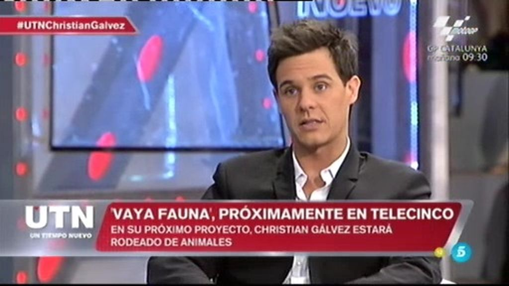 "Christian Gálvez, sobre Almudena Cid: ""Fue mi bastón sentimental"""