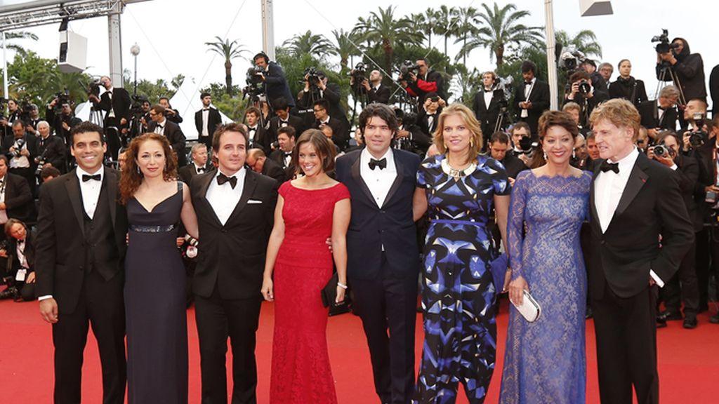 """All is Lost""  y Robert Redford llegan a Cannes"