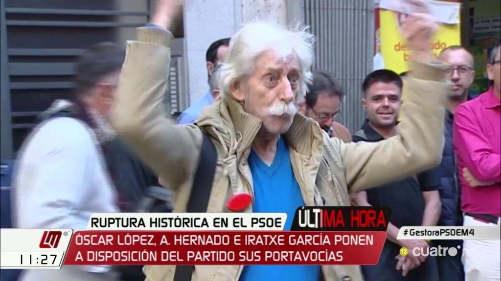¿Va a virar el PSOE hacia la abstención?