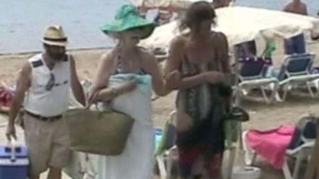 De la playa ¿al altar?