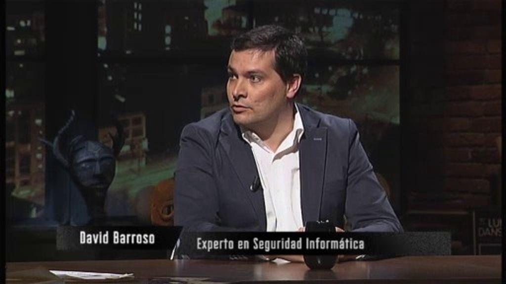"""D. Barroso,  experto en seguridad informática: """"En este terreno puede pasar de todo"""""""