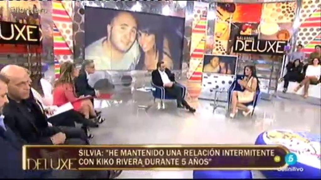 """Silvia Sicilia: """"Kiko Rivera me llamó para verme estando con su novia Irene"""""""