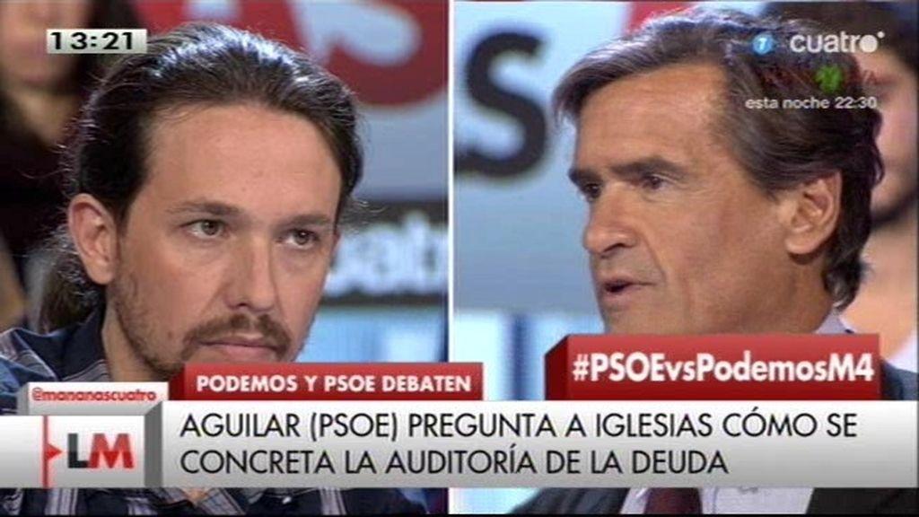 """López Aguilar: """"No pagar la deuda no es una buena idea"""""""