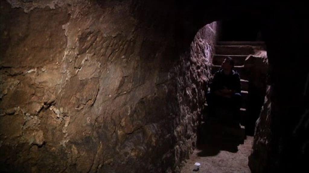 El convento de Caspe: Un lugar encantado