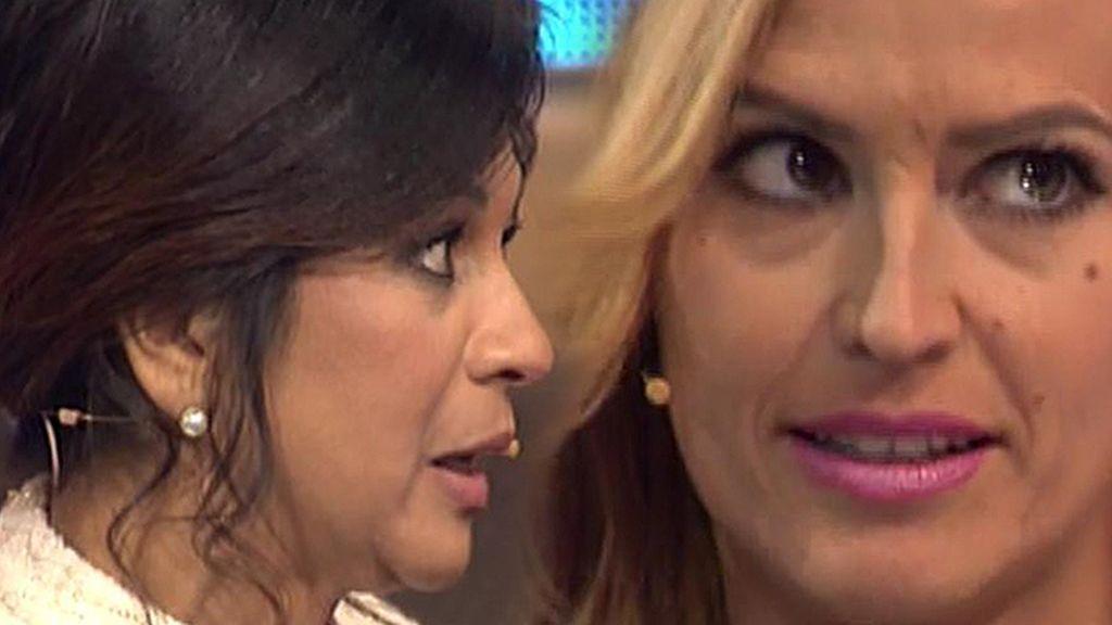 """Alba, a Chari: """"Espero que algún día tengas que pedir perdón a mi hijo"""""""