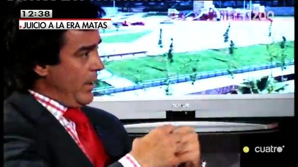 Rodrigo de Santos sostiene ante el juez que el PP pedía comisiones del 3% a las constructoras de obras públicas