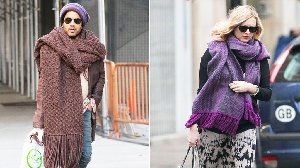 Bufandas según tribus urbanas
