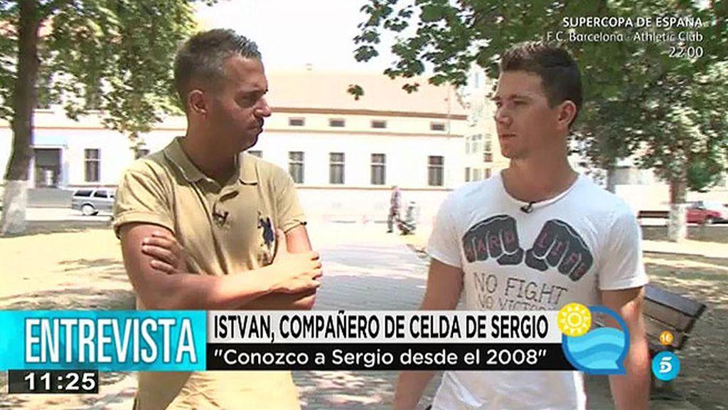 """Itsvan: """"Sergio me ayudó en la cárcel"""""""