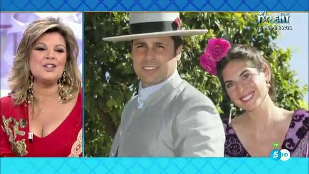 '¡Qué tiempo tan feliz!' 'caza' a los famosos que han acudido a la Feria de abril de Sevilla