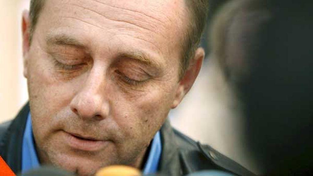 Antonio del Castillo, padre de la joven desaparecida y presuntamente asesinada
