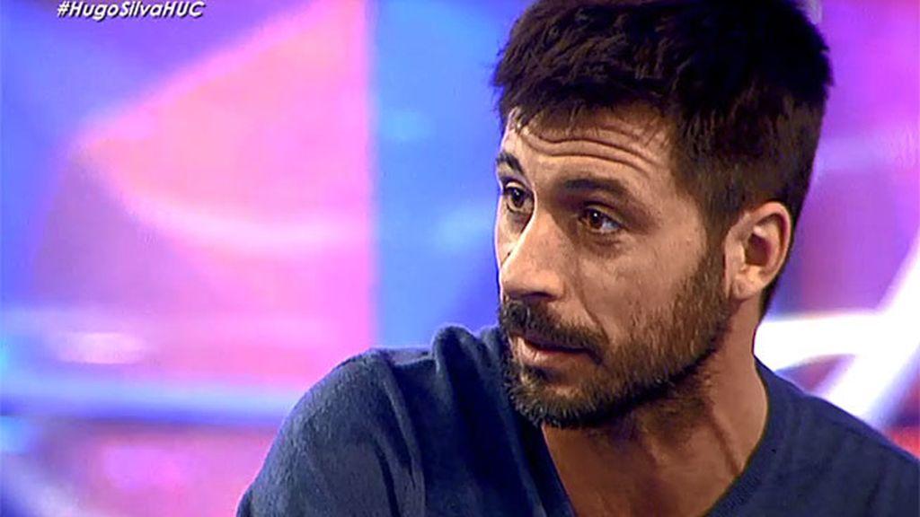 """Hugo Silva: """"Lo que más miedo me da es que la gente que quiero no sea feliz"""""""