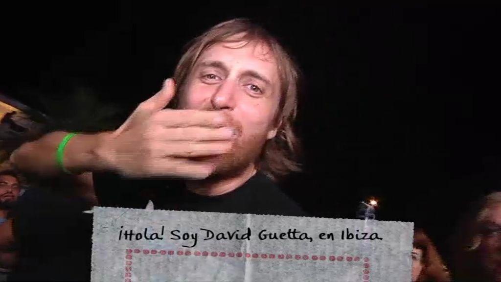 David Guetta y Usher amenizan las playas españolas