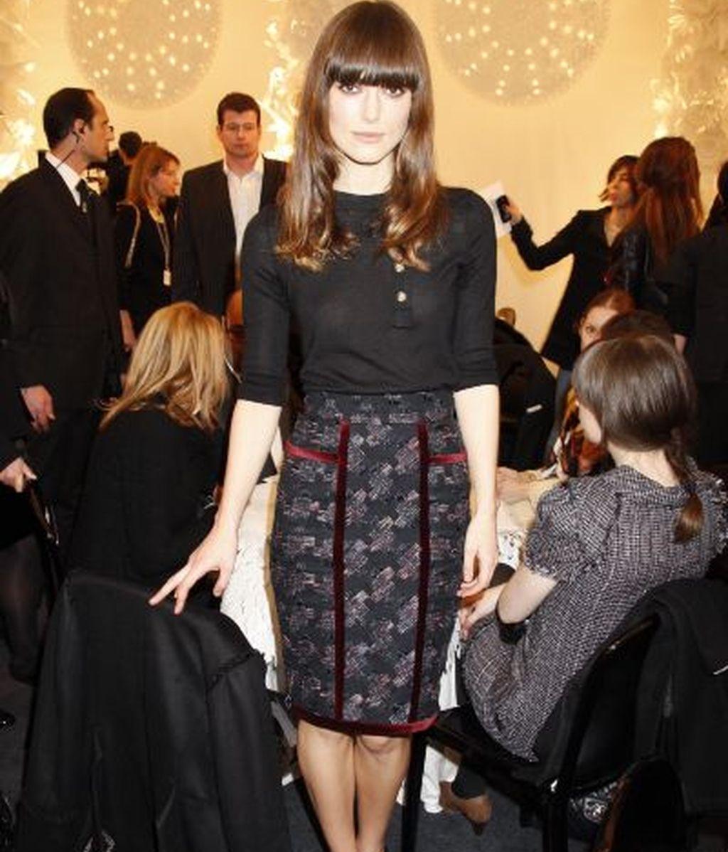 Keira Knightley, la más estilosa