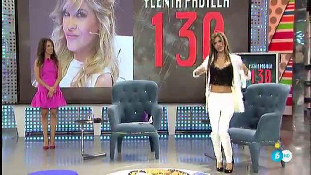 ¡Ylenia es una superdotada con un cociente intelectual de 130!