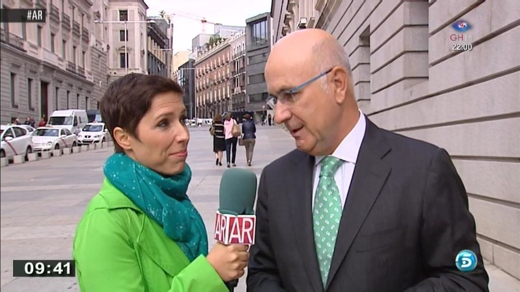 ¿Qué piensan en el Congreso de la dimisión de Ruiz Gallardón?