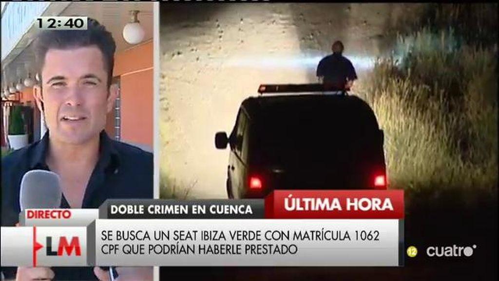 La policía busca un Seat Ibiza con matrícula 1062 CPF de color verde