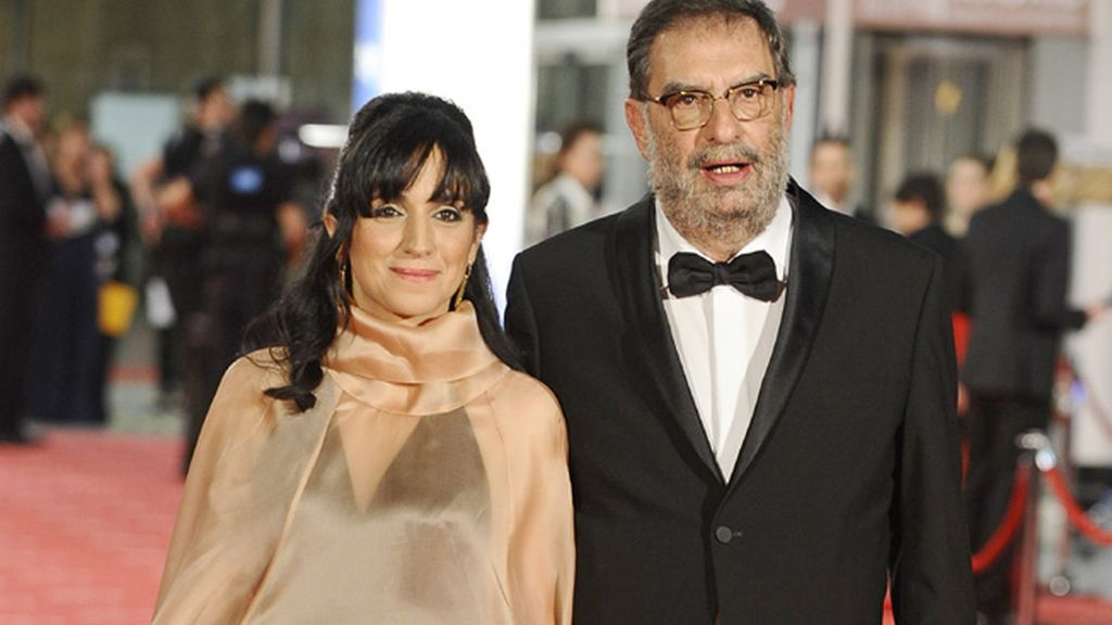 El presidente de la Academia de Cine Española, Enrique González
