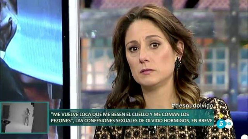"""Elia Muñoz, se derrumba: """"Me falta una parte muy grande de mi vida"""""""