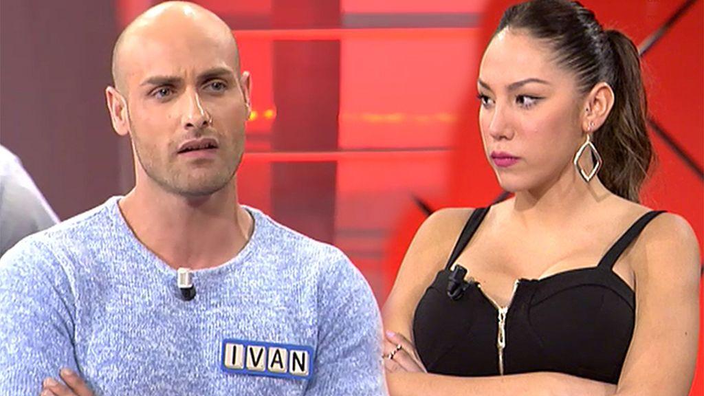 ¿Iván se ha visto con su ex?