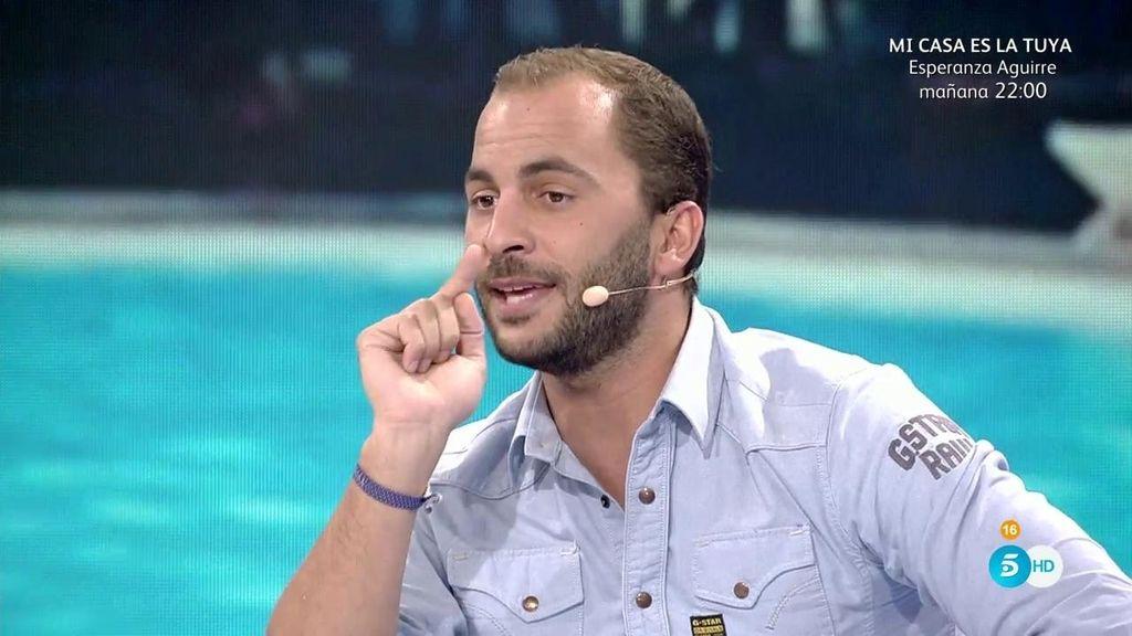 """Antonio Tejado: """"Si hubiera tenido maldad no me hubiera tirado a la piscina"""""""