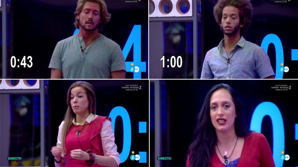 Los contra alegatos de Fernando, Cris, Meritxell y Laura: motivos para que se vayan