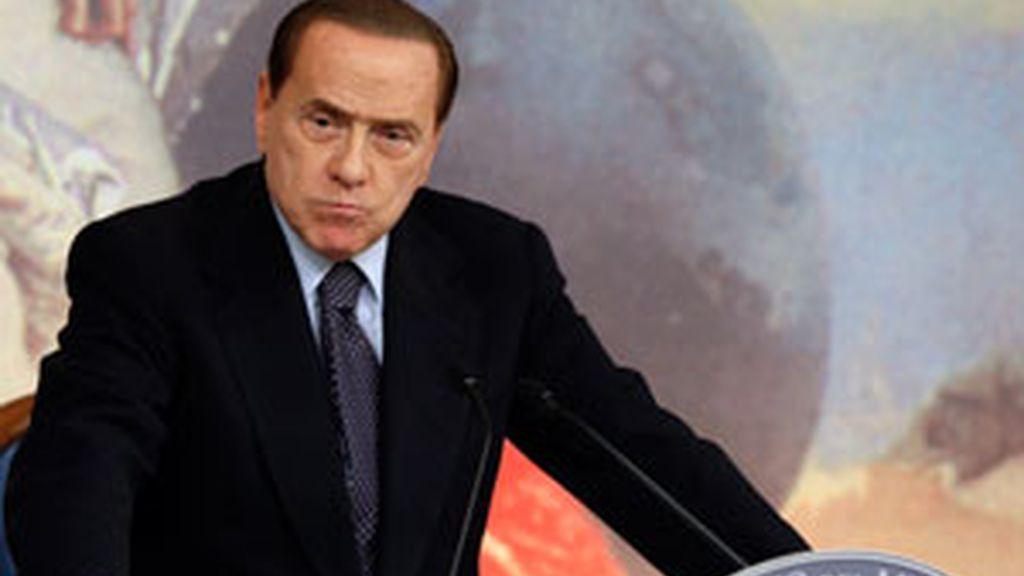 Silvio Berlusconi no volverá a presentarse a las elecciones en 2013. Vídeo: Atlas.