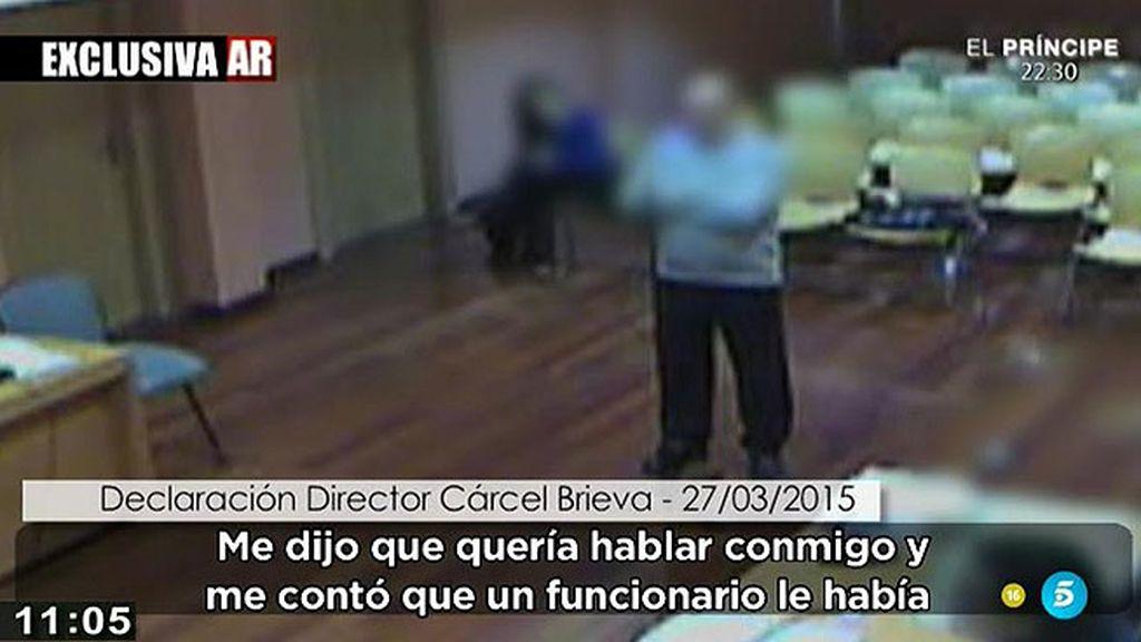 'AR' tiene acceso en exclusiva a la declaración del director de la cárcel de Brieva