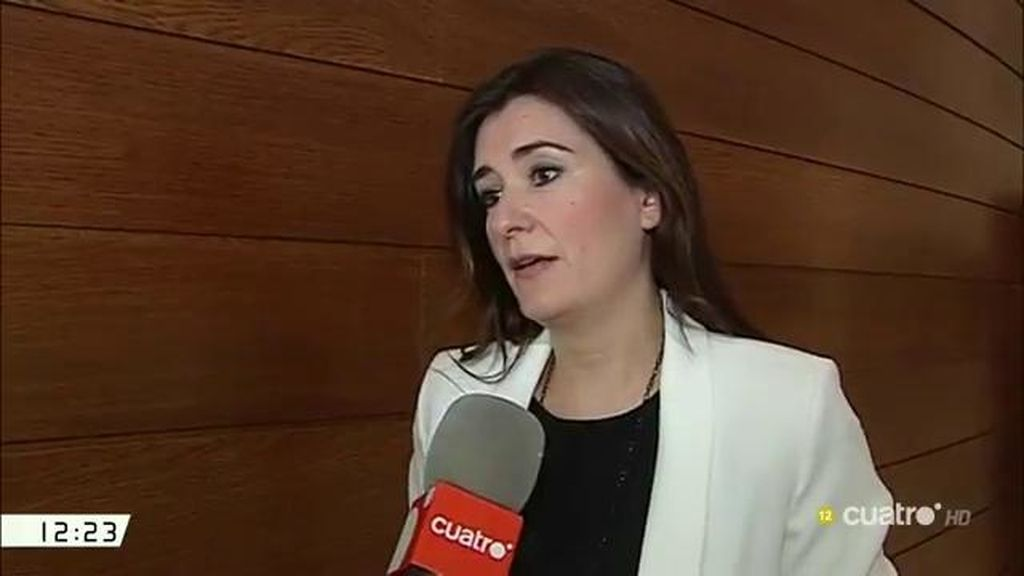 """Carmen Montón: """"El exgerente del Hospital provincial de Castellón ha hecho llegar un documento con presuntas irregularidades"""""""