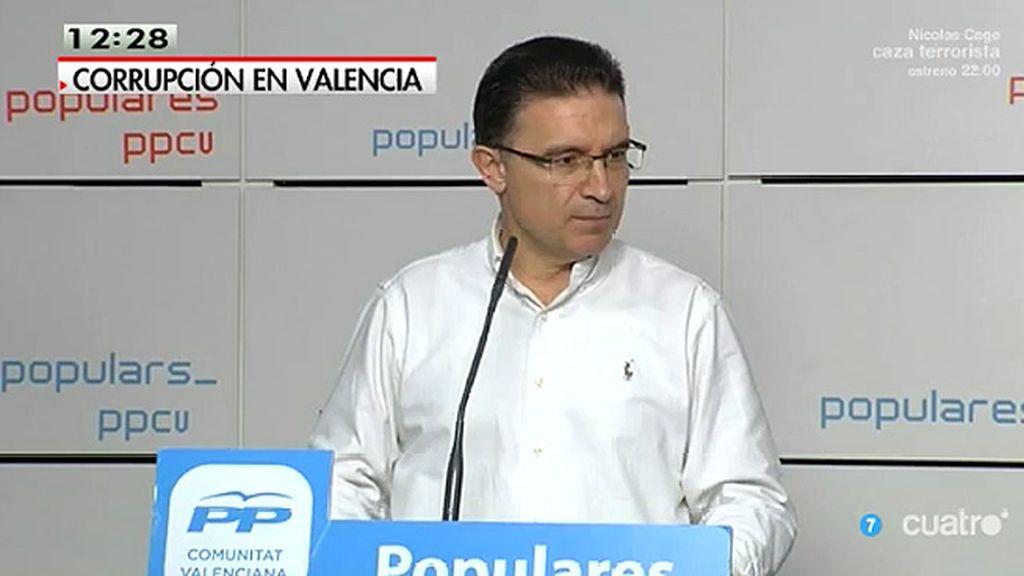 Detienen a Serafín Castellano, delegado del Gobierno en Valencia