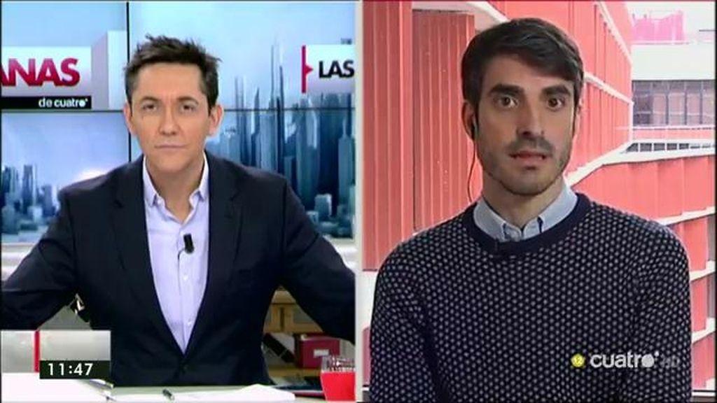 """P. Simón: """"El surgimiento de Podemos y Ciudadanos no entiende si no entendemos el rol que ha jugado la corrupción"""""""