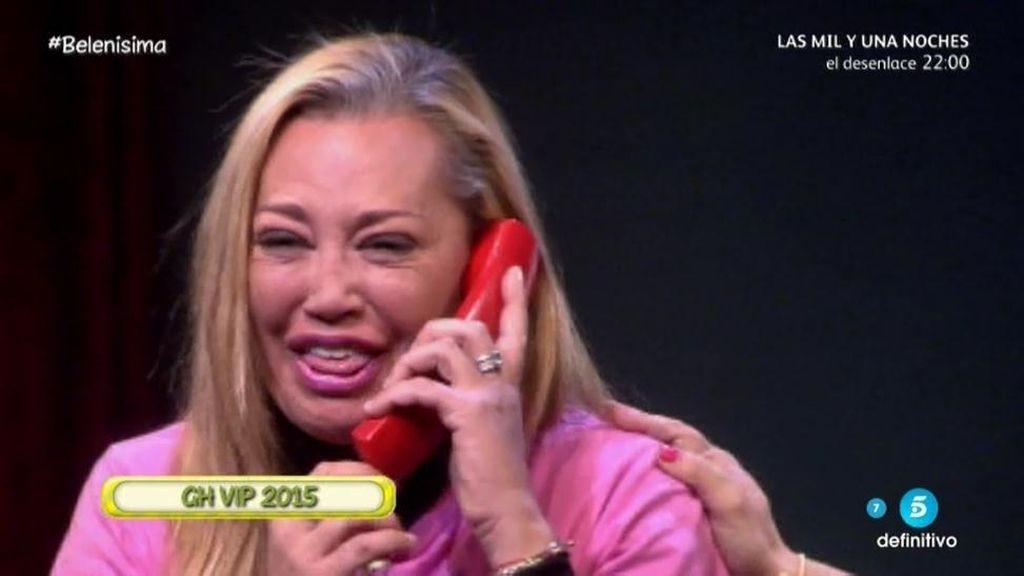 Los momentos más divertidos de Belén Esteban en 'GH VIP'