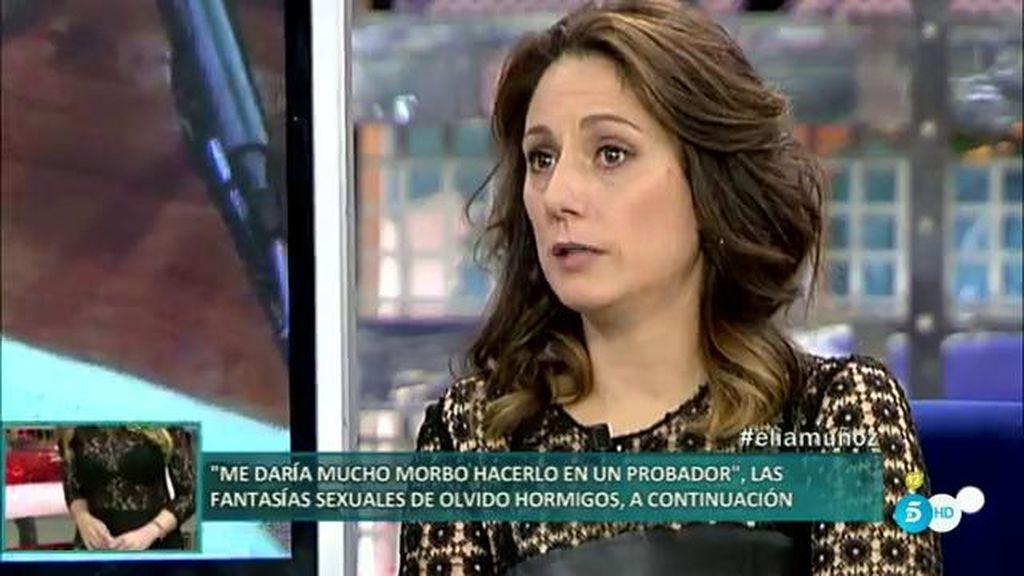 """Elia, hija de Maite Zaldívar: """"Creo que mi madre cuidaría de Julián si saliera de prisión"""""""