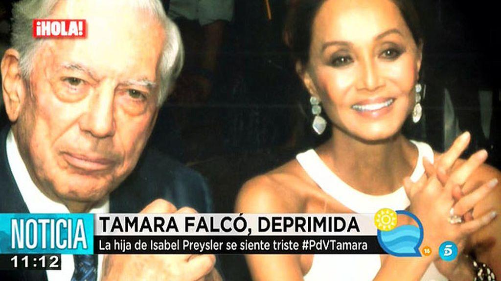 Vargas Llosa, agobiado con la prensa