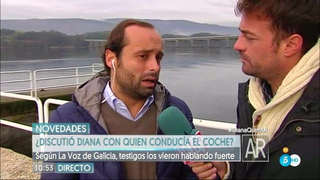 """Los testigos vieron """"discutir"""" a Diana y al conductor del coche en el puerto de Taragoña"""
