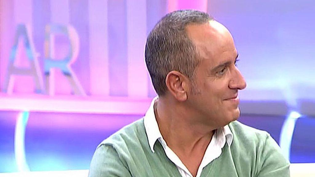 """Víctor Sandoval: """"'GH VIP' me ha venido mejor que todas 'las cajas' del mundo"""""""