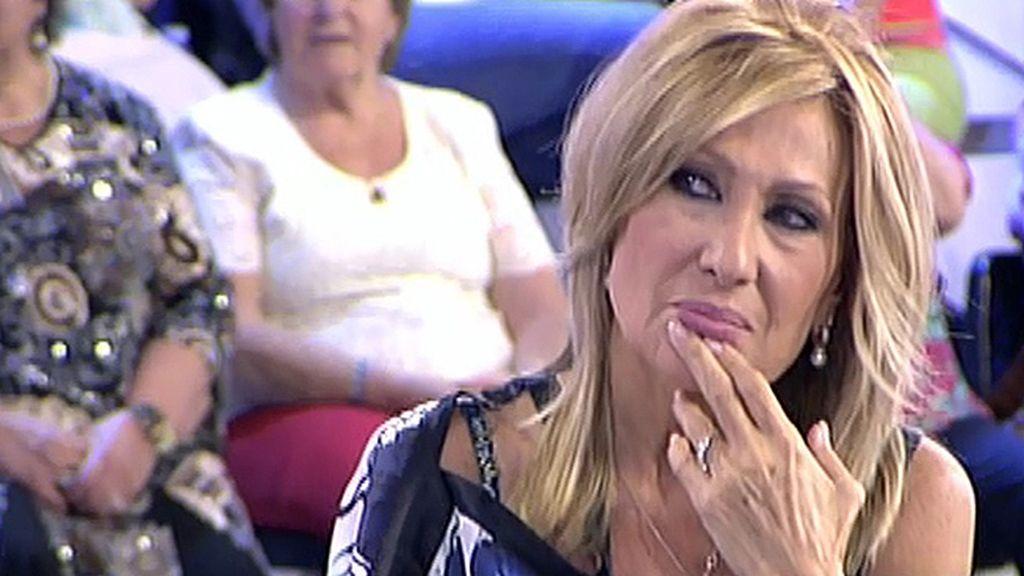 Rosa Benito se quedará con todo el dinero de la venta del ático, según M. M. Blázquez