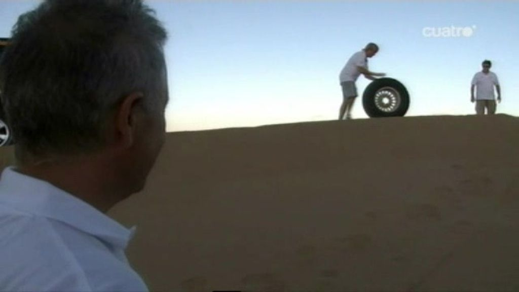 Así se prepara Jesús Calleja para afrontar el Dakar 2011