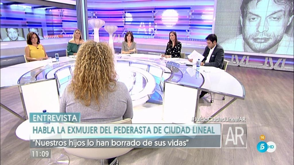 """Exmujer de Antonio Ortiz: """"Deseamos que lo condenen y no salga de la cárcel"""""""