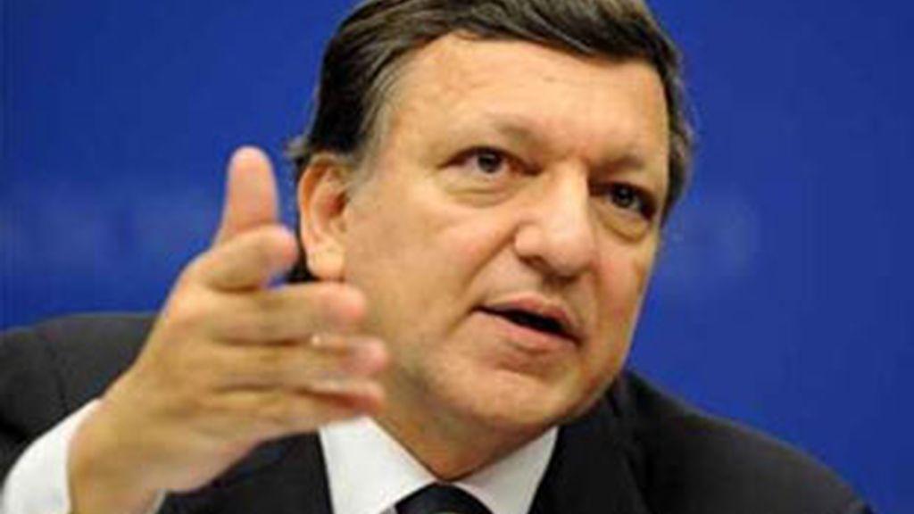 José Manuel Durao Barroso, presidente de la Comisión Europea.