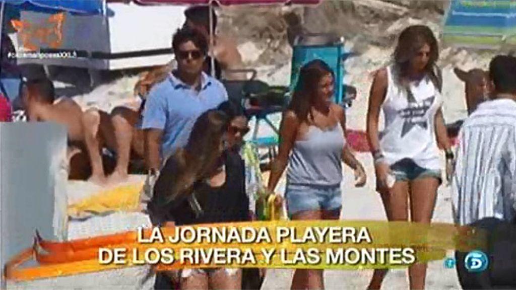 Así está siendo el verano de Fran Rivera y Lourdes Montes