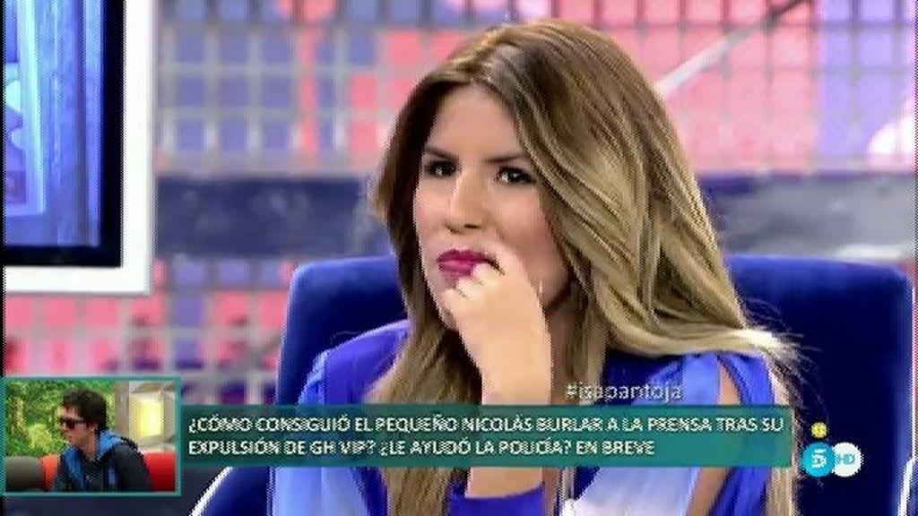 """Isa Pantoja: """"Yo soy como la canción de Sabina, no quiero un amor civilizado"""""""