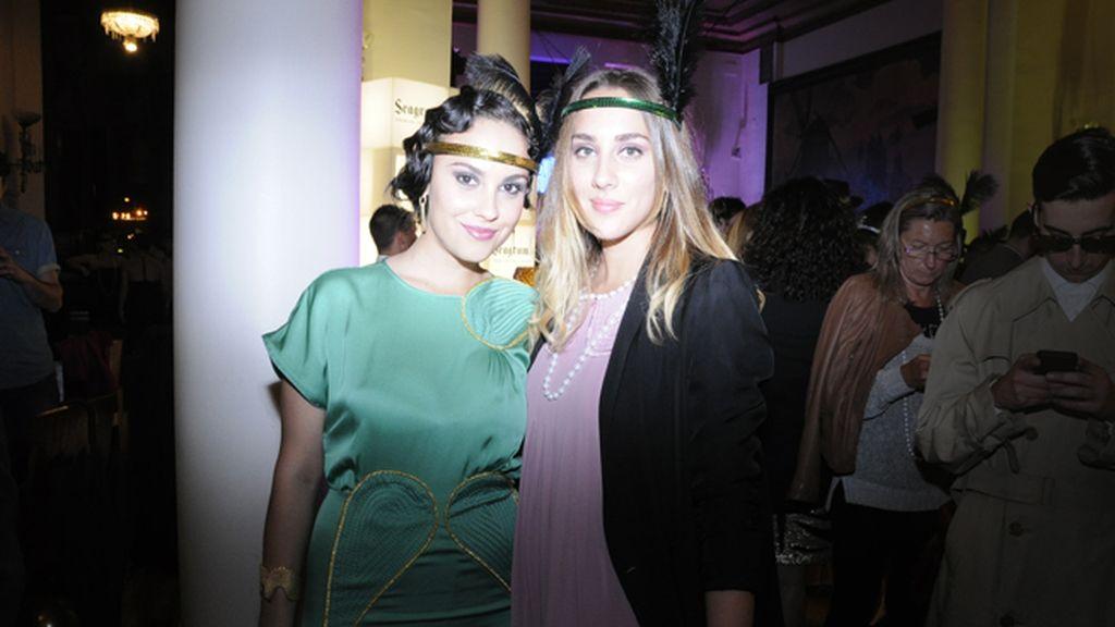 Alba García y Laura García