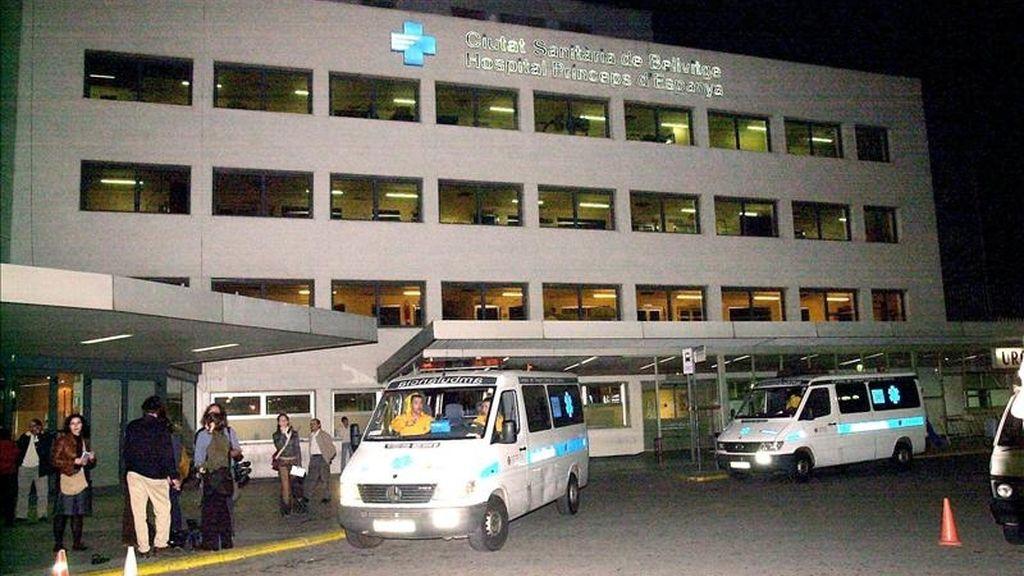 Vista del Hospital de Bellvitge. EFE/Archivo