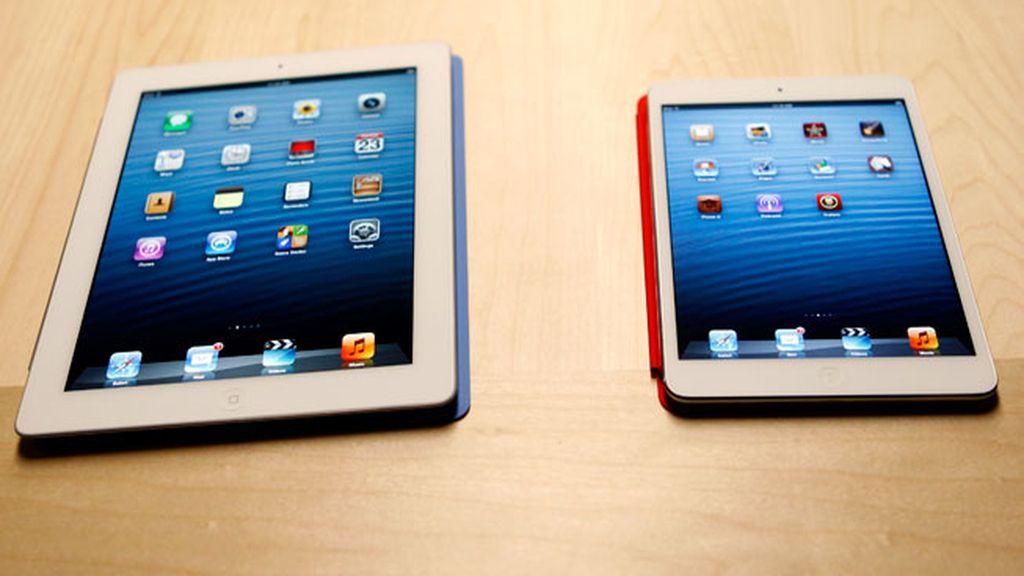 El iPad mini y el iPad 4 llegan a España el 2 de noviembre