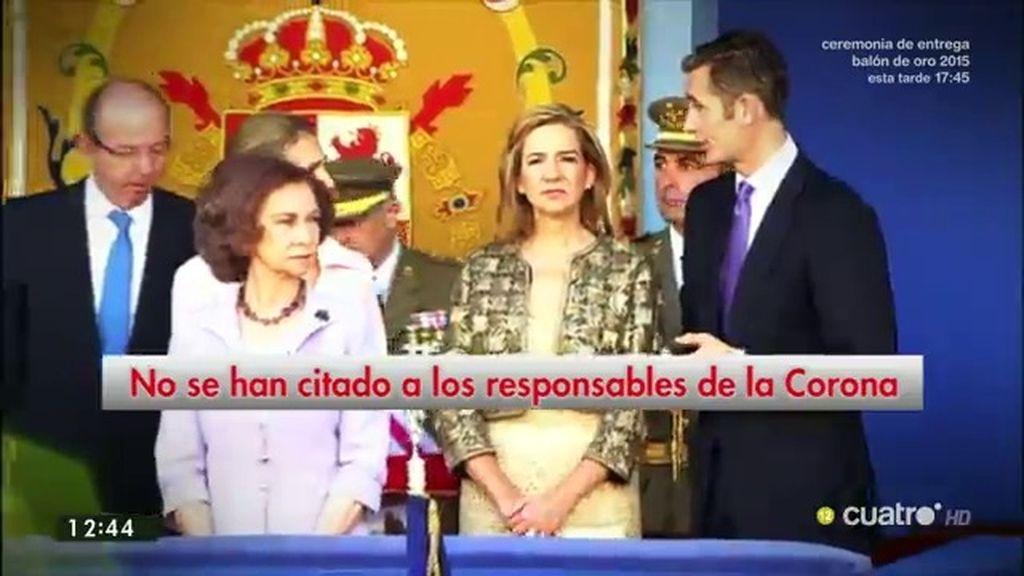 ¿Se ha tratado a la Infanta Cristina como a los demás acusados en el Caso Nóos?