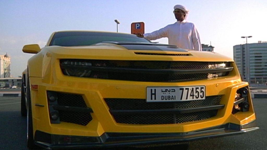 """""""El petróleo ha cambiado la vida de Dubái"""""""