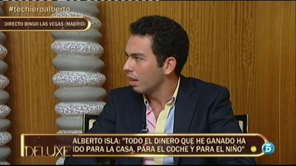 """Alberto Isla: """"Todo lo que pagué lo está disfrutando Chabelita y el señor Alejandro"""""""