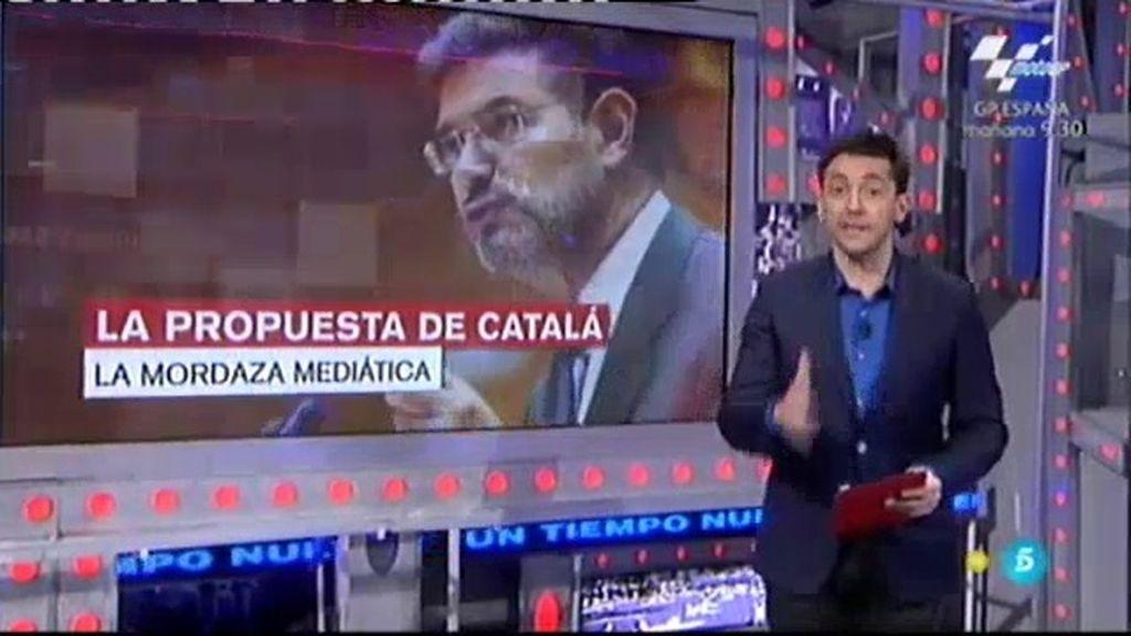 Las reacciones ante la propuesta de sancionar a los medios de Rafael Catalá